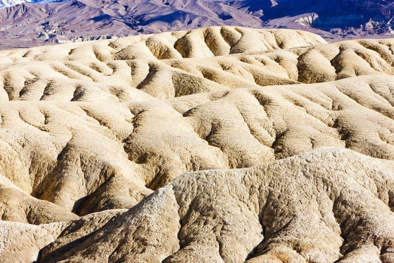 Death- ValleyNationalpark lizenzfreies stockfoto