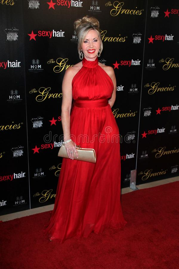 Download Deb Carson At The 2012 Gracie Awards Gala, Beverly Hilton Hotel, Beverly Hills, CA 05-22-12 Editorial Stock Photo - Image: 25180823
