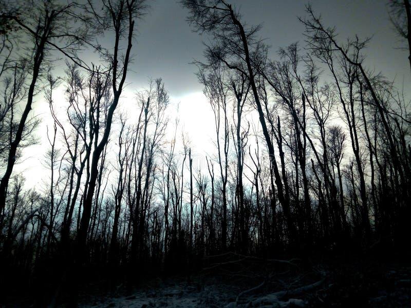 Debajo de la nube imagenes de archivo