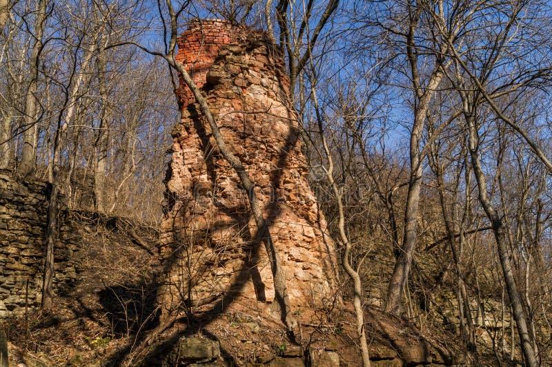 Deballoteer Mijnen in Illinois royalty-vrije stock fotografie