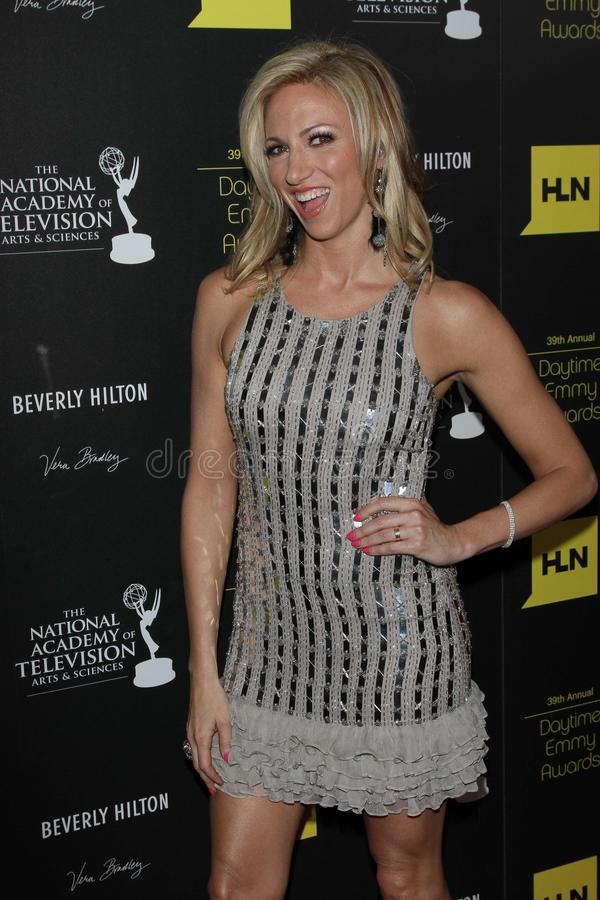 Download Debbie Gibson At The 39th Annual Daytime Emmy Awards, Beverly Hilton, Beverly Hills, CA 06-23-12 Editorial Photo - Image: 25585331
