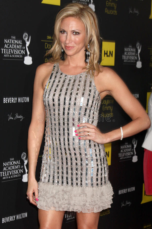 Download Debbie Gibson Arrives At The 2012 Daytime Emmy Awards Editorial Photography - Image: 25586657