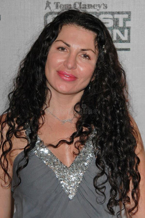 Debra Corday stock foto's