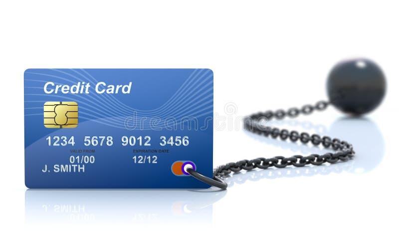 Download Debt stock illustration. Image of shackled, danger, shackle - 22399401
