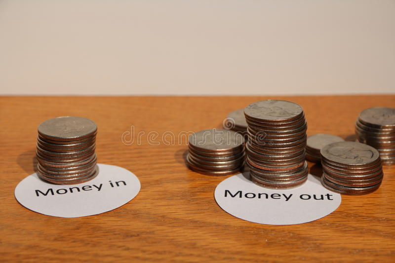 Download Debt stock image. Image of banking, budgeting, coin, flow - 25471647
