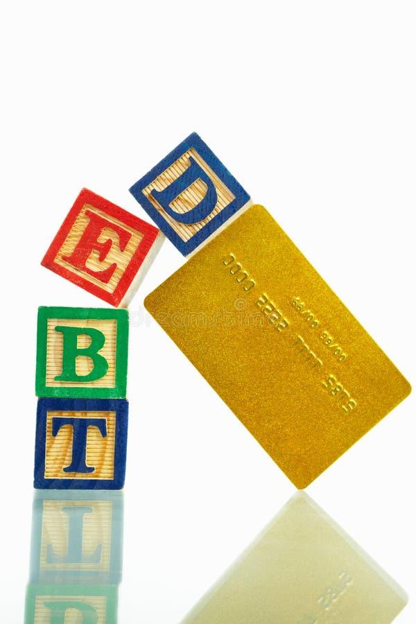Download Debt concept stock photo. Image of credit, concept, golden - 16925730