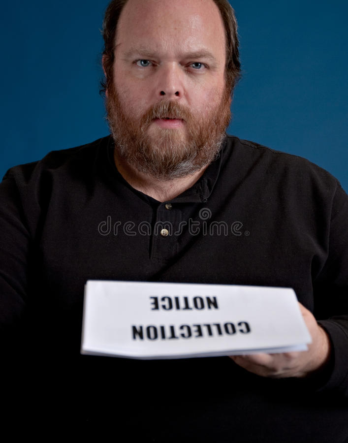 Download Debt Notices stock image. Image of obese, collection - 21950501
