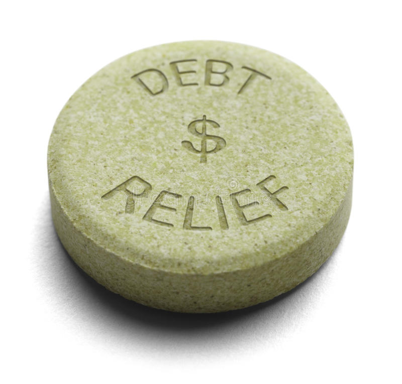 Debt Relief Stock Images