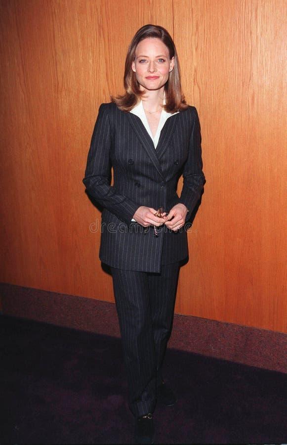 英格里德Bergman, Jodie Foster,养育的Jodi,养育的Jody 免版税库存照片