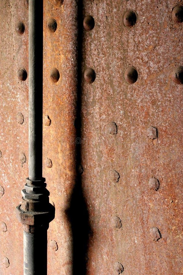 Decadimento del tubo fotografie stock libere da diritti
