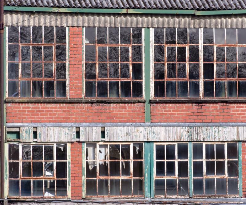 Decaimiento industrial imágenes de archivo libres de regalías