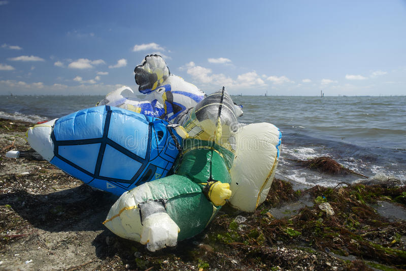 Download Decay beach stock photo. Image of beach, holiday, pollution - 26074522