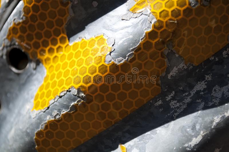 Download Decayed Reflector stock image. Image of textures, texture - 14090261
