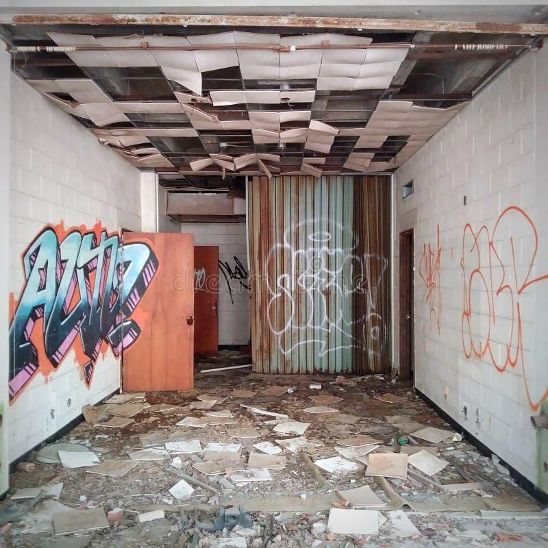 Graffiti Inside Krog Street Tunnel In Atlanta, Georgia