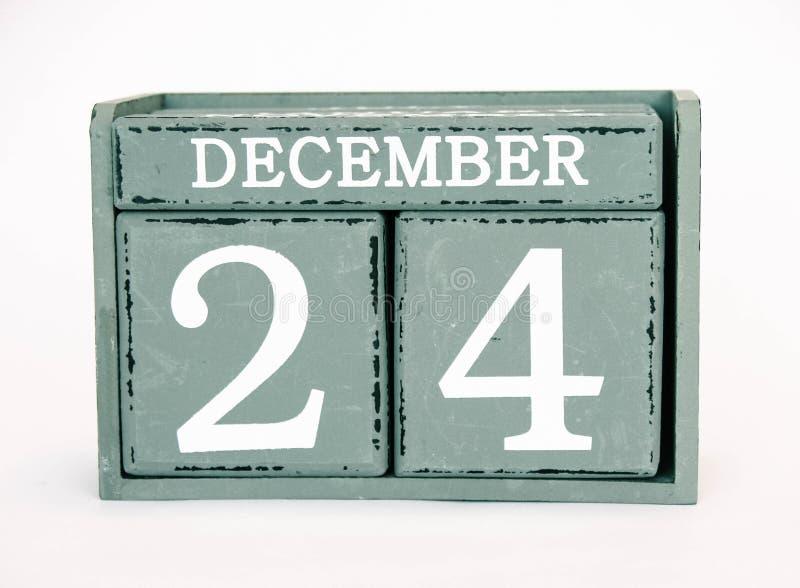 24 December royalty-vrije stock foto's