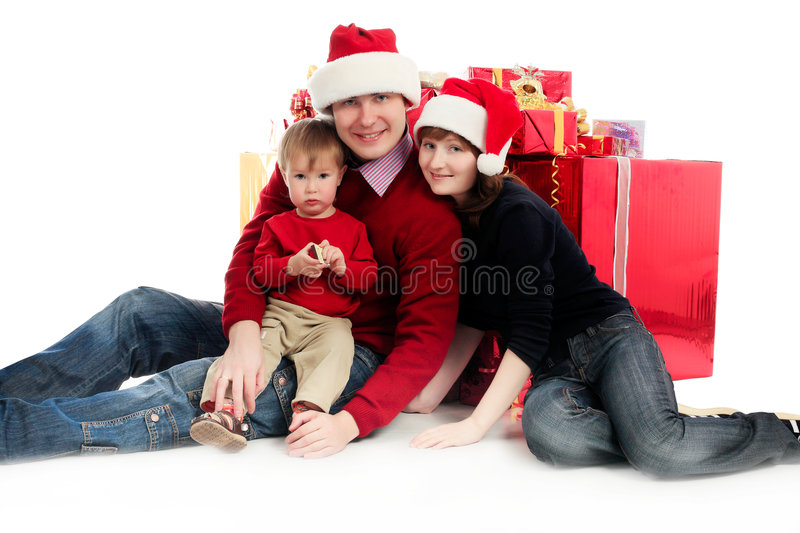 Download December Gifts Royalty Free Stock Photo - Image: 7351705