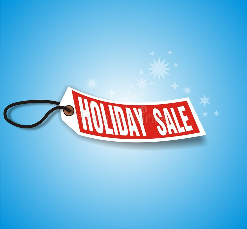 Download December Holiday Sale stock vector. Illustration of selling - 3570387