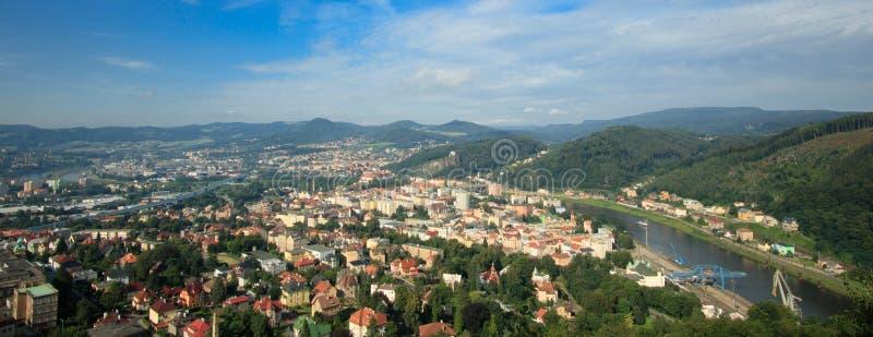 Decin, República Checa fotos de archivo