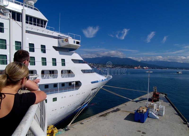 Download Decir viaje de bon imagen de archivo. Imagen de vancouver - 1282991