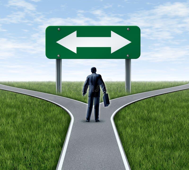 Decisão da carreira