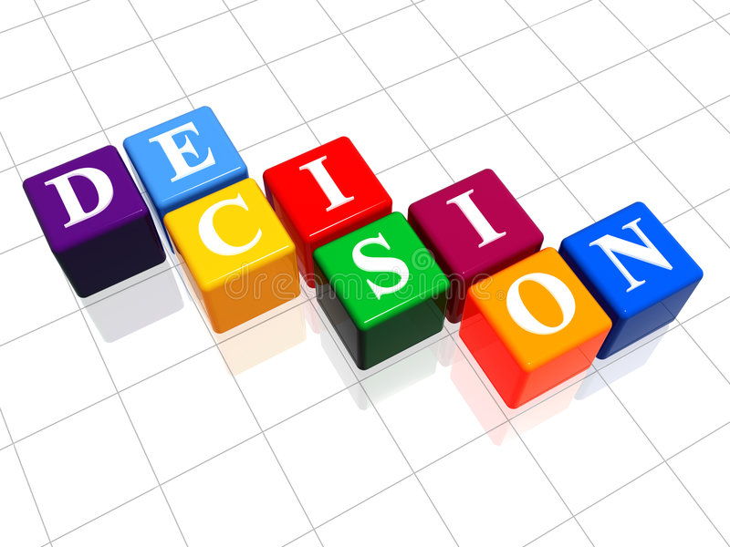 Download Decision in colour 2 stock illustration. Illustration of discover - 4739065