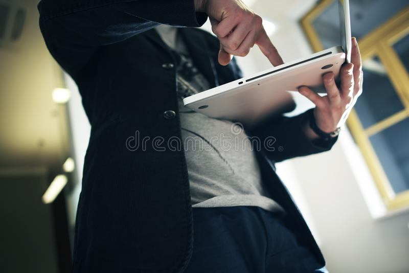 Decision Maker Royalty Free Stock Photo