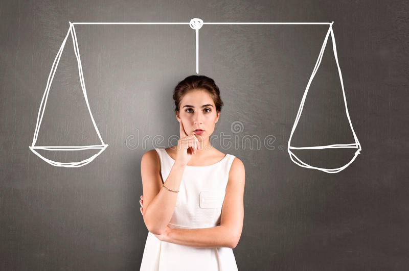Decision royalty free stock images