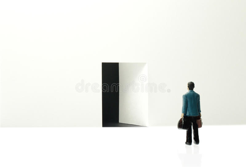Decisions stock images