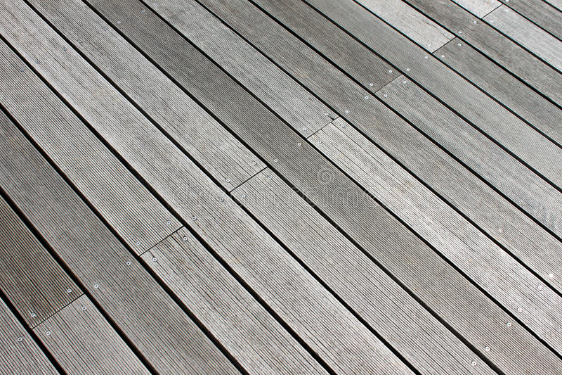 Deck stock image