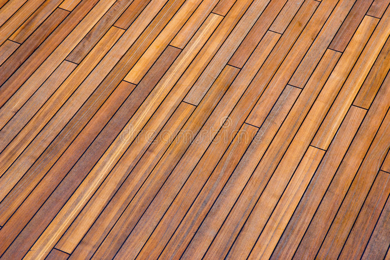 Download Deck boards stock image. Image of varnished, colour, outdoors - 5742165