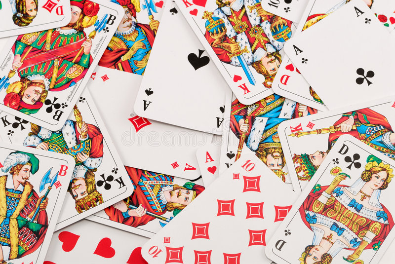 Download Deck of cards stock image. Image of background, recreation - 4579443