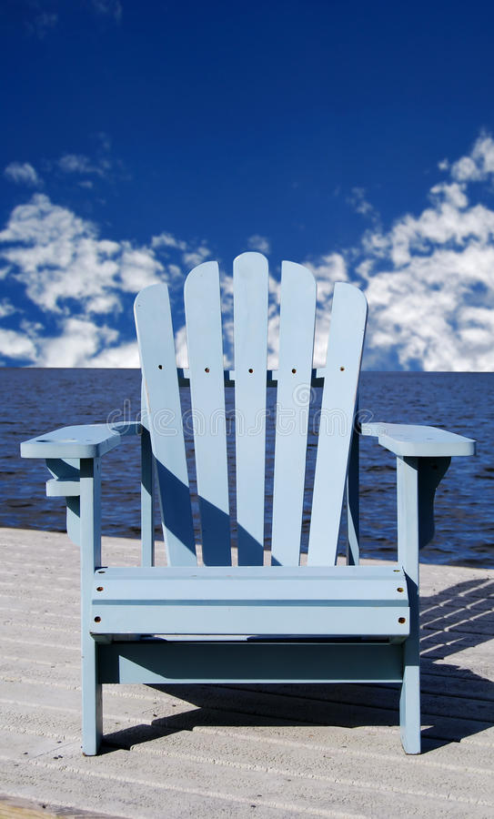 Free Deck Chair Royalty Free Stock Photography - 12325057