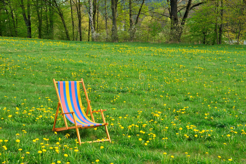 Download Deck Chair Stock Photos - Image: 24546263