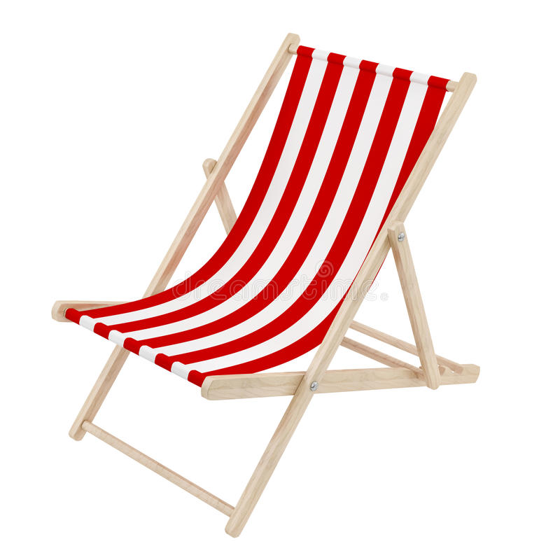 Free Deck Chair Royalty Free Stock Photos - 28769048