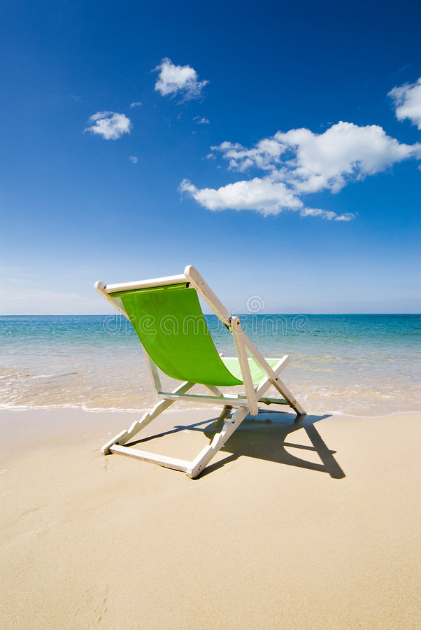 Free Deck Chair Royalty Free Stock Images - 6456549