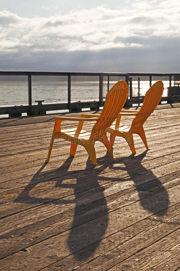 Download Deck Chairs Royalty Free Stock Images - Image: 26042759