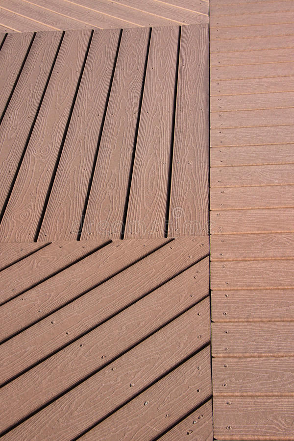 Deck floor royalty free stock photos