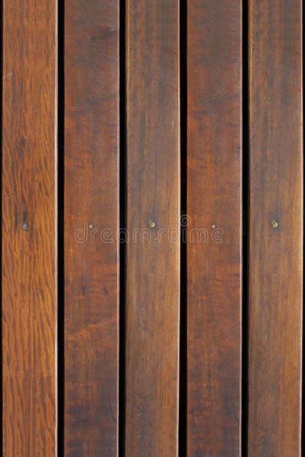 Deck wood. Top view of a deck wood background stock image