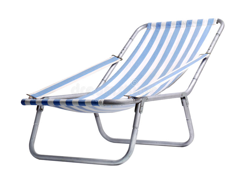 Download Deckchair stock image. Image of white, recreation, relaxing - 10405805
