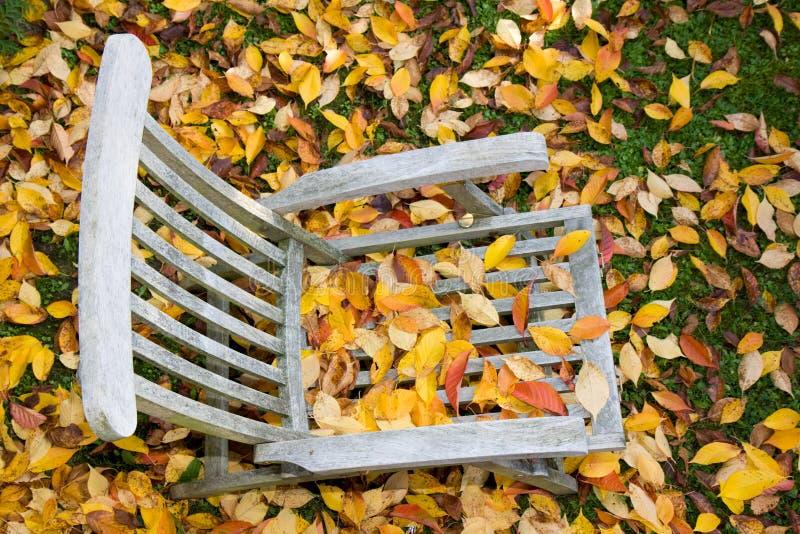 deckchair стоковое изображение rf