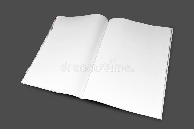 Decken Sie Zeitschrift ab lizenzfreies stockbild