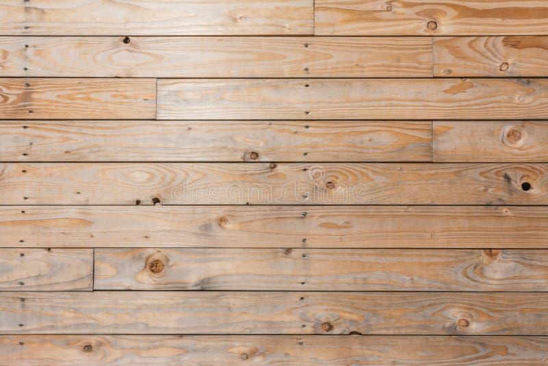 Decking de la madera - textura inconsútil fotografía de archivo