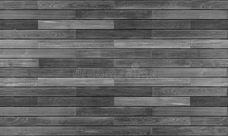 Decking gray recycled planks seamless texture stock images