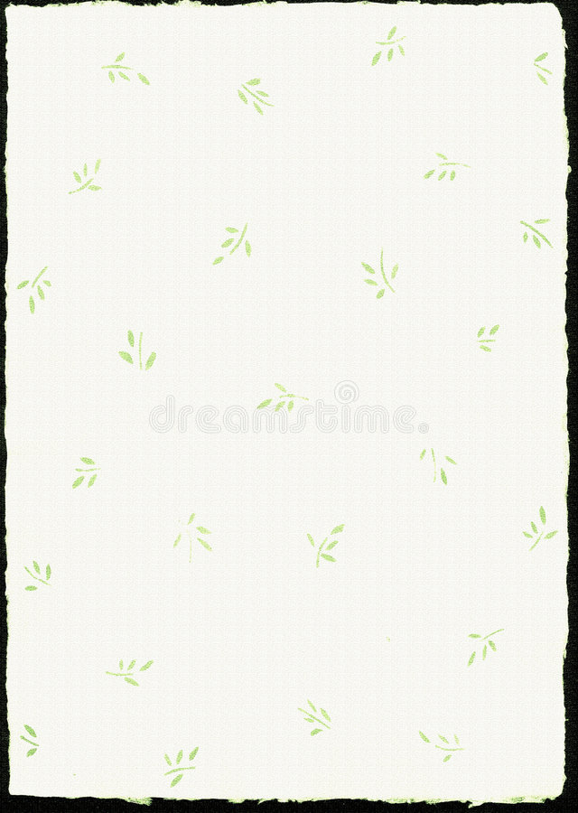 Deckle branco afiou o papel de parede natural, papel, textura, sumário, foto de stock royalty free