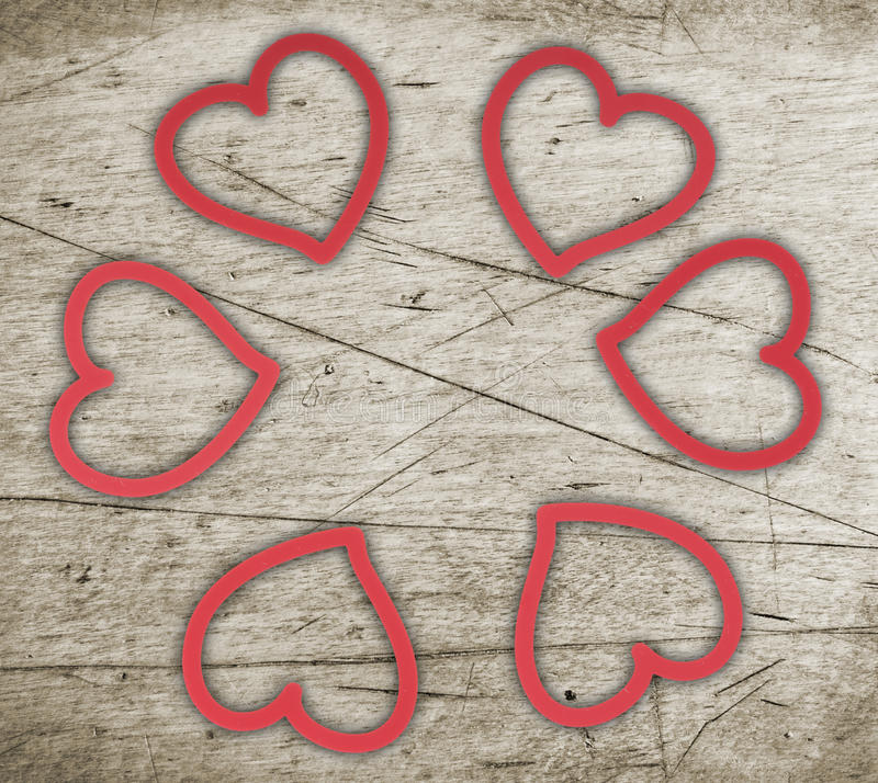 Download Deco hearts stock image. Image of couple, engagement - 39500227