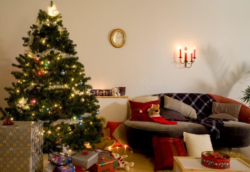Deco van Kerstmis royalty-vrije stock afbeeldingen