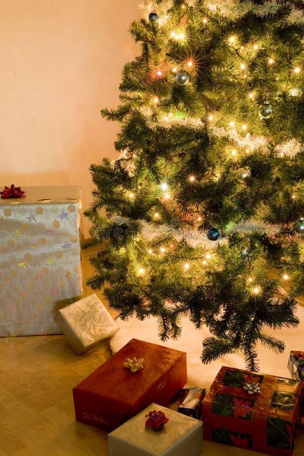 Deco van Kerstmis stock foto's