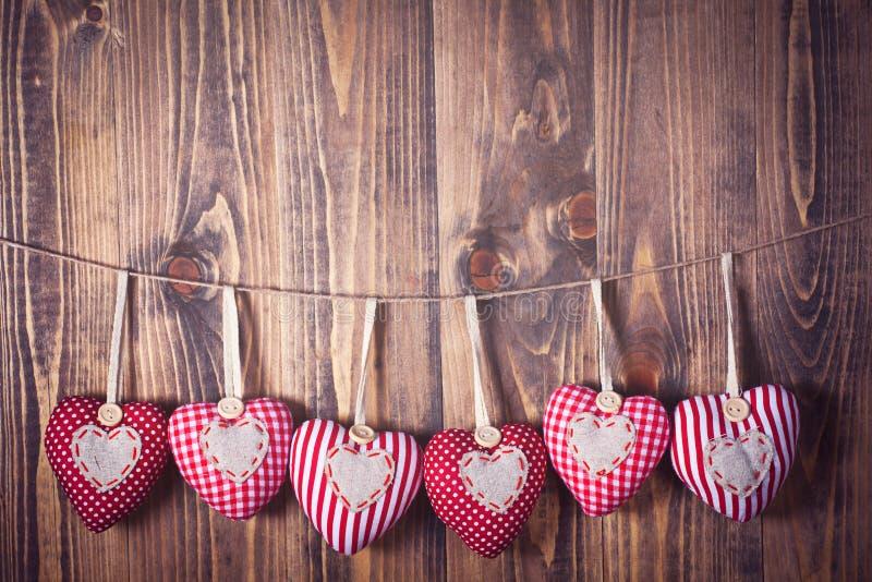 Decoartion en forma de corazón imagen de archivo libre de regalías