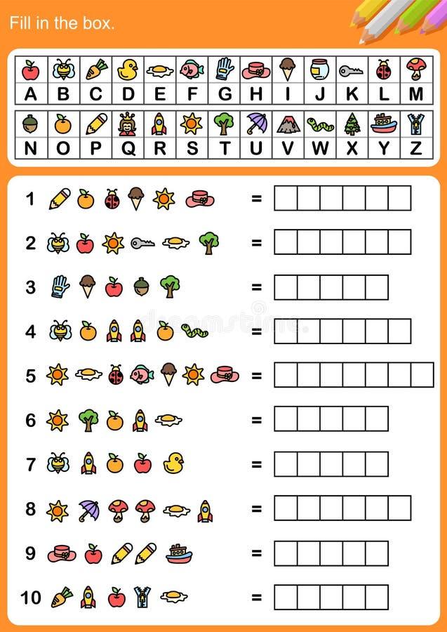 Matching Alphabet Stock Illustrations – 282 Matching Alphabet Stock  Illustrations, Vectors & Clipart - Dreamstime
