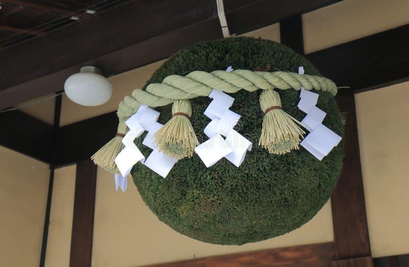 Decollation religioso japonês tradicional Japão fotografia de stock